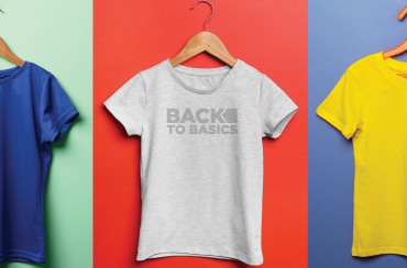Back to Basics: T-Shirts